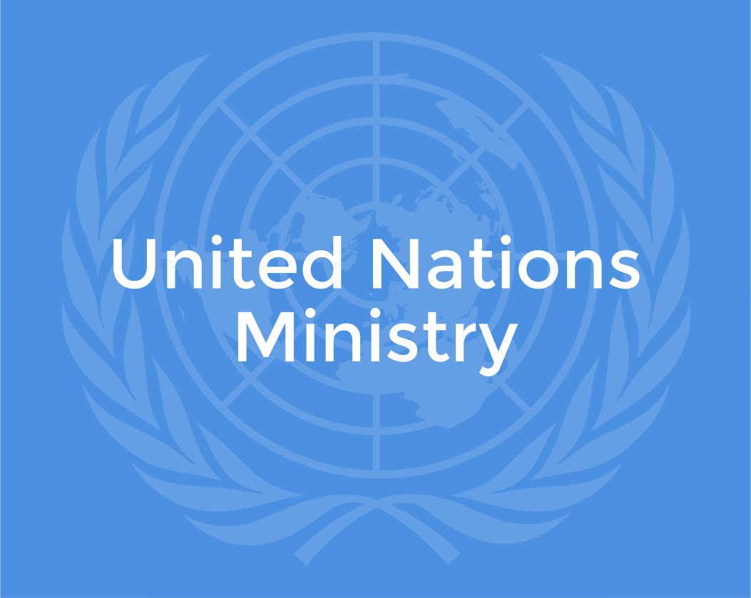 CV United Nations Ministry