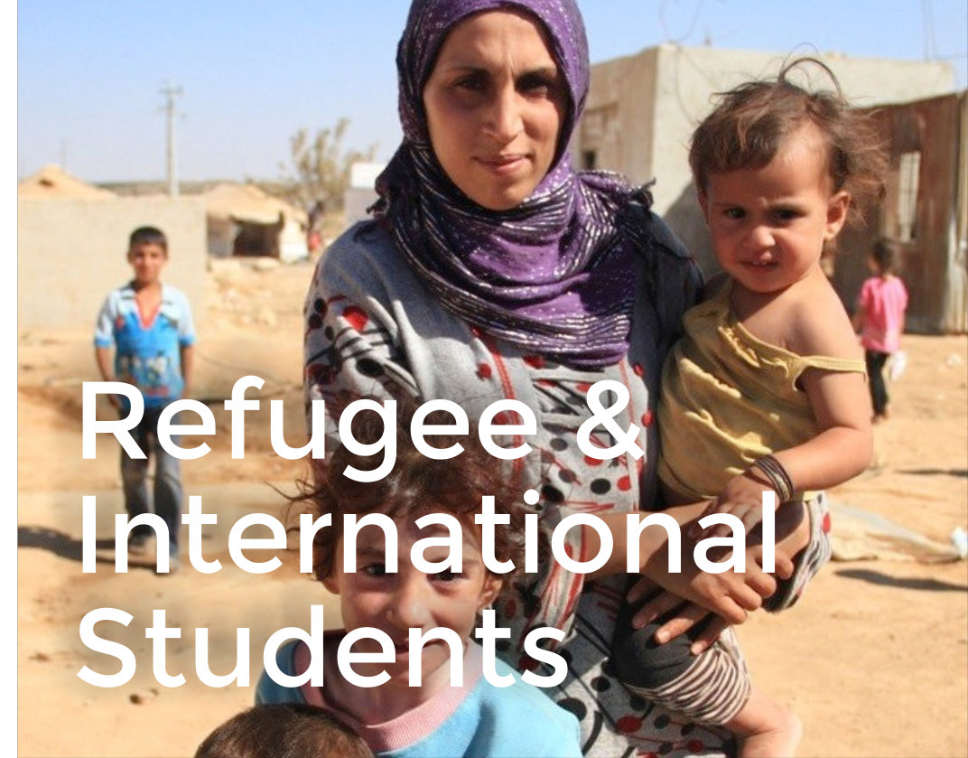CV MCM Refugees & International Student